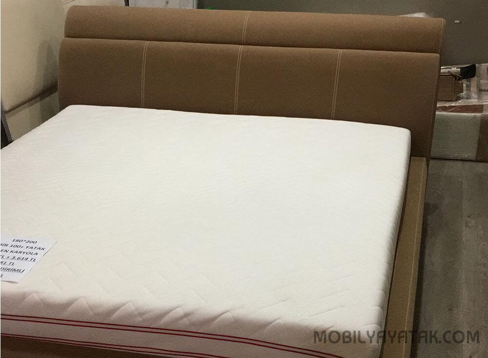Teşhirden indirimli işbir yatak