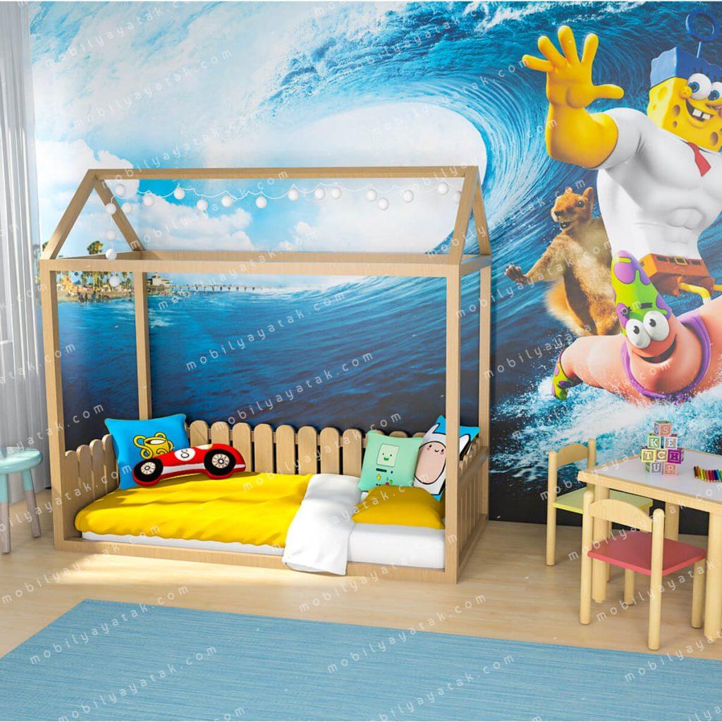 montessori yatak modelleri