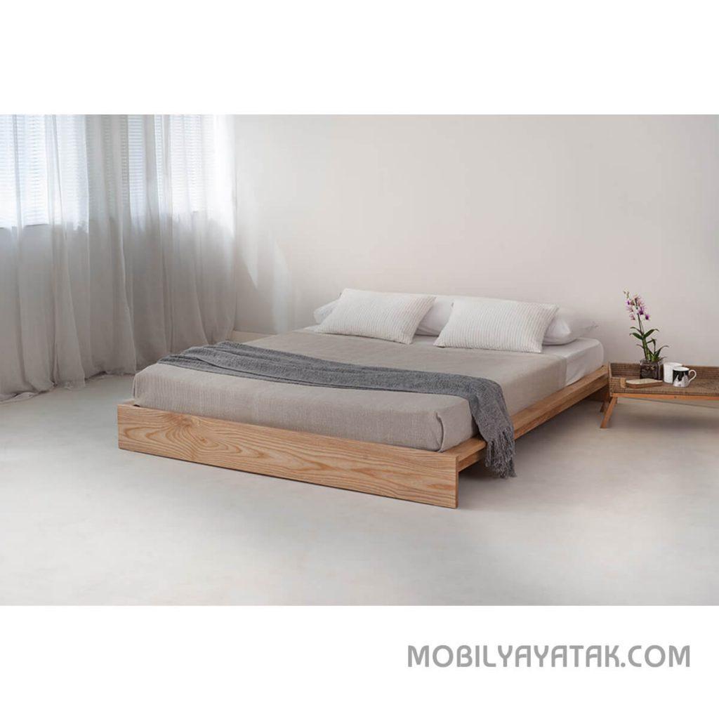 Alçak masif yatak