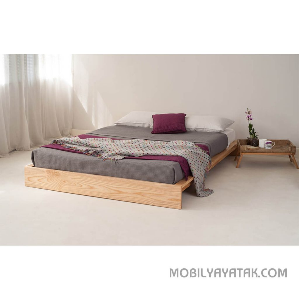 Alçak yatak modelleri karyola