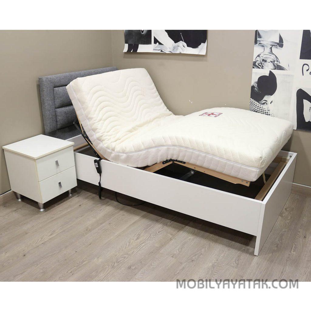 Kumandalı hasta yatağı modelleri