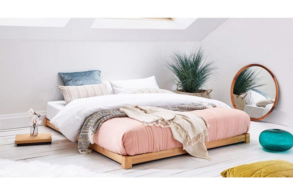 Japon alçak yatak modelleri 2019
