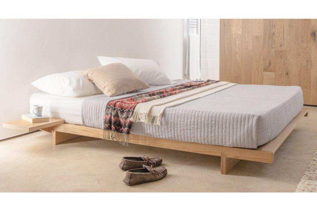 Yere bitişik yatak modelleri 2019-3