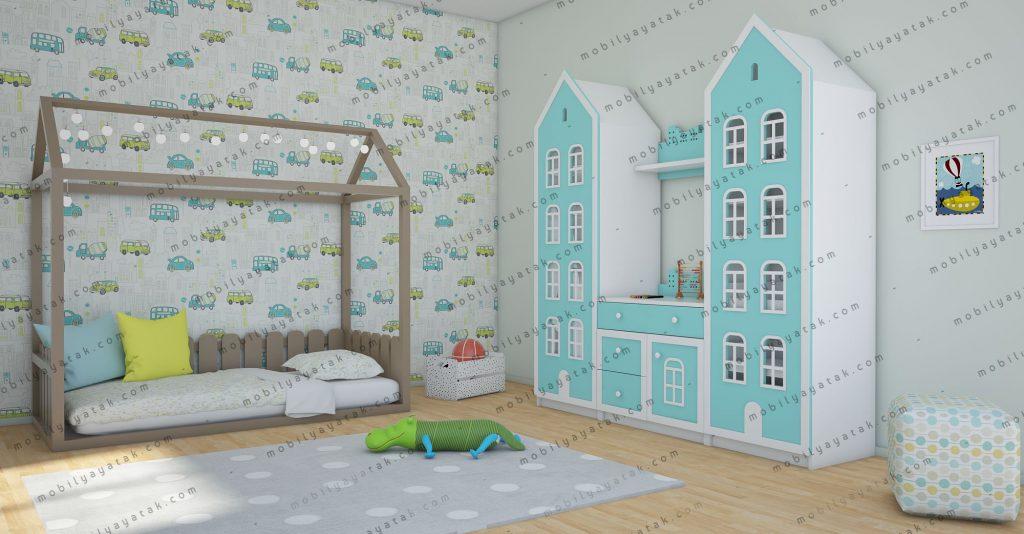 Montessri yatak tasarımları